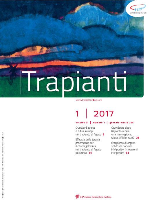 2017 Vol. 21 N. 1 Gennaio-Marzo