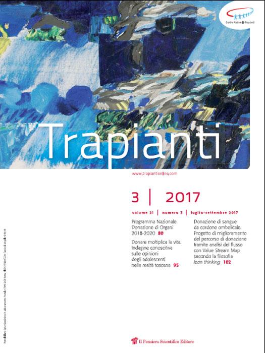 2017 Vol. 21 N. 3 Luglio-Settembre